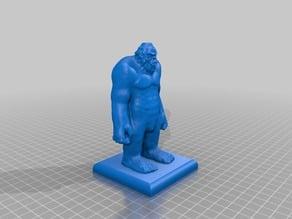 BigFoot Sasquatch Miniature