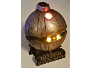 Thermal Detonator Stand