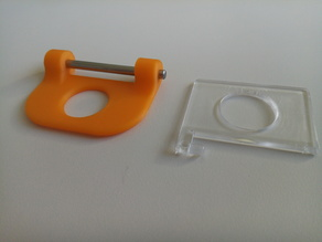 strong replacement handle ring for IKEA roller (Tretur  / Tupplur ...)