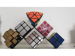 Cube Holder(Up to 6 cubes)