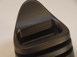 A custom phone holder