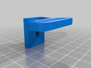 Anet AM8 simple filament guide
