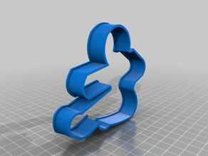 Ninja 3 Cookie Cutter