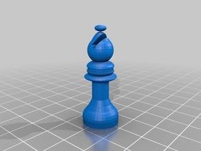 Chess Piece: Bishop