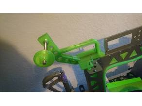 Left upper spool mount for Anet A8 Tatara steel frame #tatara