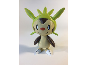 Chespin Pokémon Character