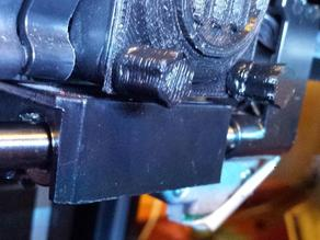 Replicator 2 / 2X Extruder Bolt Thumb Knobs
