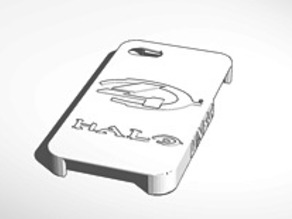 Halo 4 Iphone 4s Case