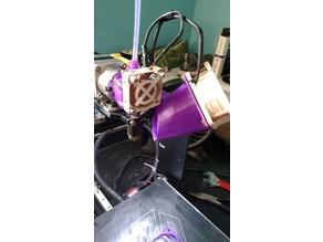 Makergear M2 60mm Bed Fan for V4 Hot End