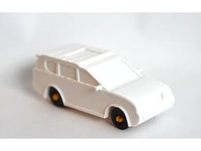 Toy SUV