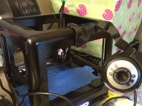 M3D Micro 3D Goose Neck Webcam Holder