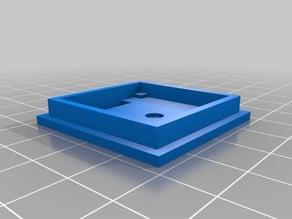 I2C 0.96 OLED Display Case Bottom