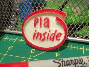 PLA Inside!
