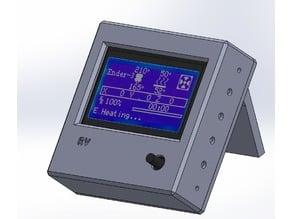 Boitier écran lcd Ender 3 - Display box