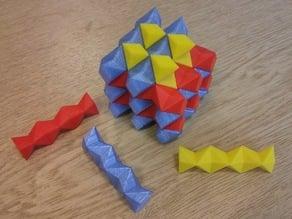 Bowtie 5H - Construction Toy & Puzzle