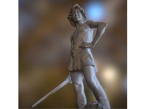 David with Goliaths head