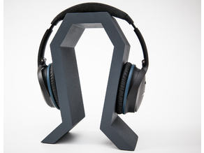 Minimal Headphone Stand
