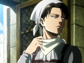 Attack on titan: Levi-cleaner