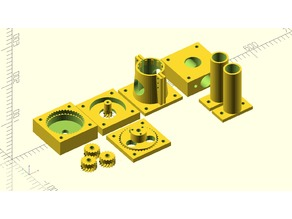 Parametric Planetary Gear Box