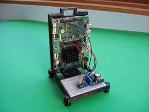 UDOO X86 Test Stand