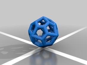 snub cube dual
