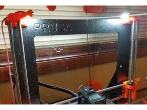 Lights for Prusa Pinter