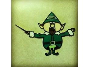 Rudolph - Elf Foreman