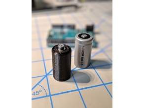 18350 dummy battery