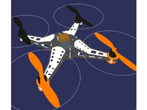 420 Quadcopter Frame