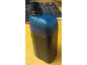 Vape SUPA- Tank for Reuleaux RX300 and SMOK babybeast