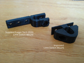 Folger Tech 2020 Limit Switch Mount Replacement