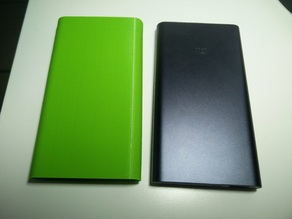 Xiaomi 10 000 PowerBank 2 case