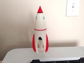 Tri-Dart Royal Rocketship