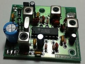 FM Transmitter from 1999