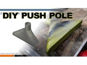 DIY Push Pole (for boating)