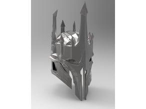 Sauron Armor - Helmet