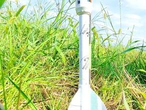 micro-rocket with Arduino data logger !