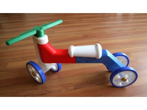 Walking Bike for children (fully functional)