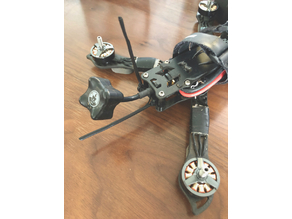 XHover Stingy RX Antenna Rear Mount