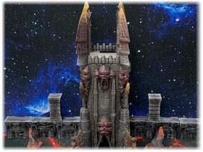 Tower of Darkness (28mm/Heroic scale)