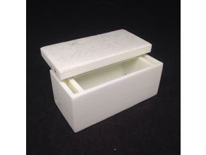 Parallel Hinged Box