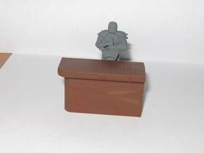Miniature bar for DnD