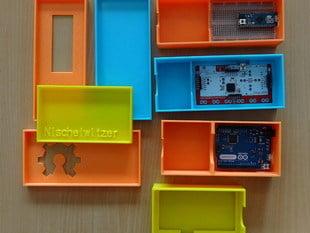Arduino Leonardo Box 35mm
