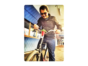 bike pot