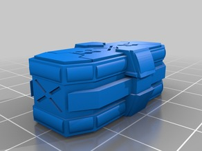 Scifi Weapon Crates