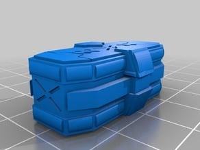 Scifi Weapon Crates