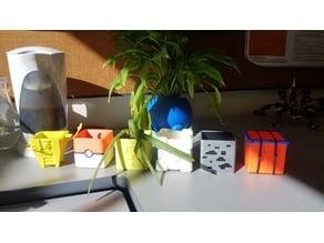 PUBG Airdrop Crate Planter