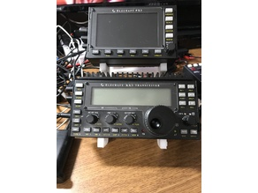 Elecraft KX3 and PX3 Stand