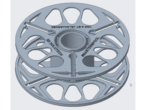 3D Solutech Masterspool - post release design