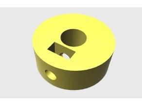 Reinforced 8mm Lock Collar (25mm)